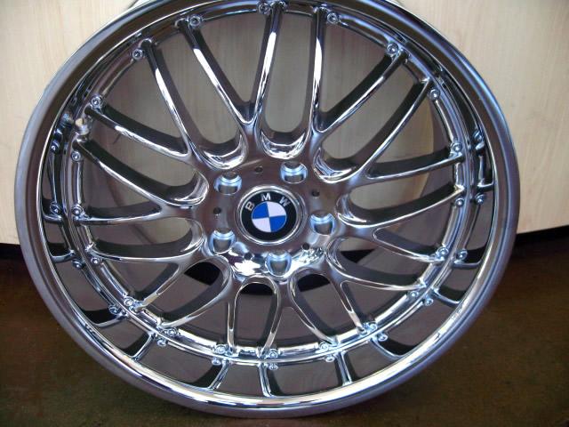 Bmw Wheels Rim 325i 325xi 325ci E46 E90 M3 Chrome 19 Quot