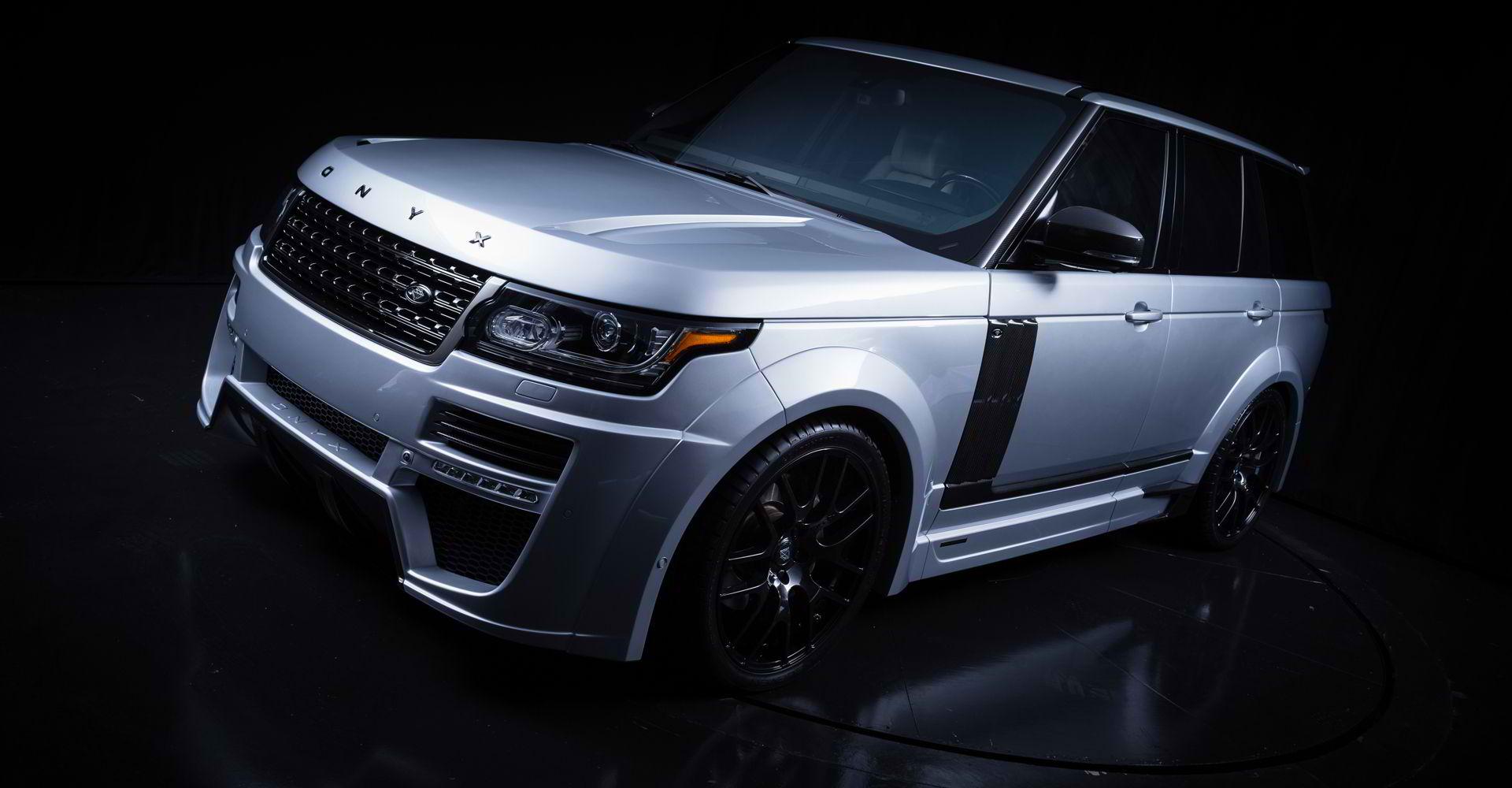 2014 onyx range rover vogue aspen edition body kit. Black Bedroom Furniture Sets. Home Design Ideas