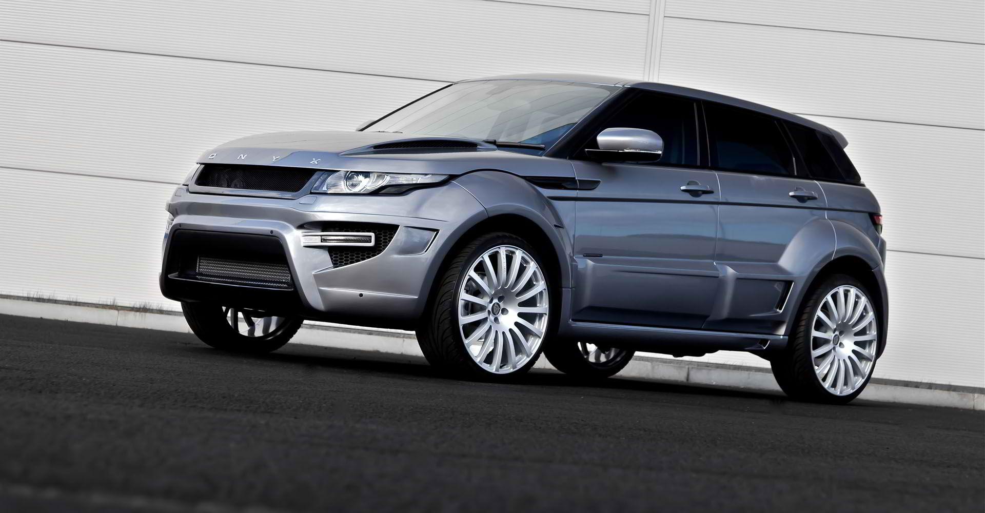2014 onyx range rover evoque rogue body kit. Black Bedroom Furniture Sets. Home Design Ideas