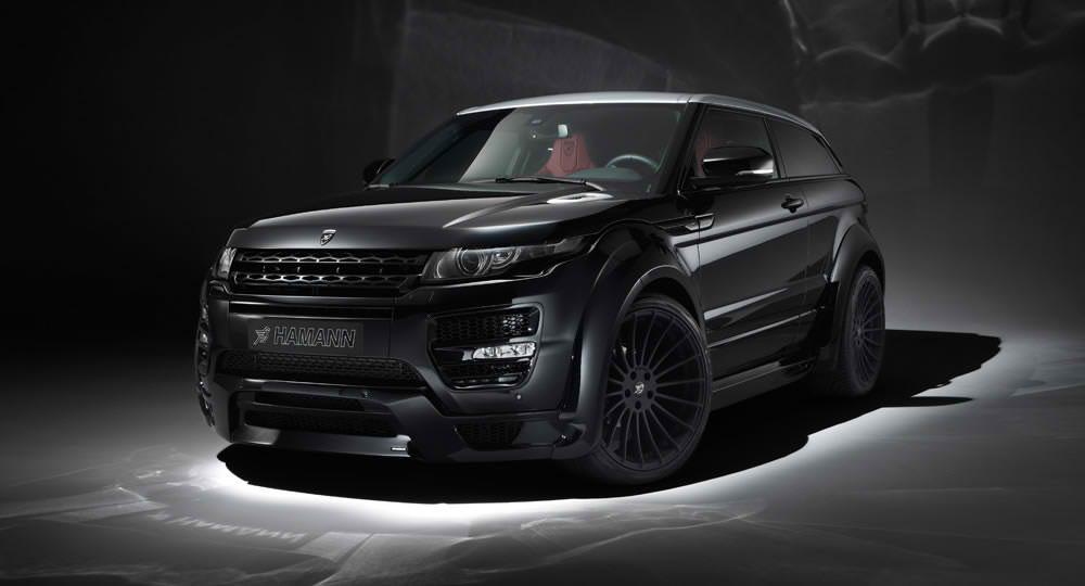 hamann range rover evoque 3 door widebody body kit. Black Bedroom Furniture Sets. Home Design Ideas