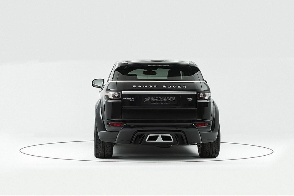 hamann range rover evoque 5 door widebody body kit. Black Bedroom Furniture Sets. Home Design Ideas