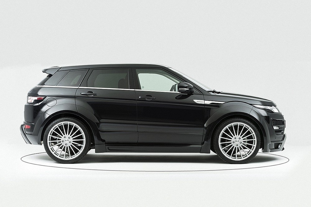 hamann range rover evoque 5 door widebody body kit. Black Bedroom Furniture Sets. Home Design Ideas