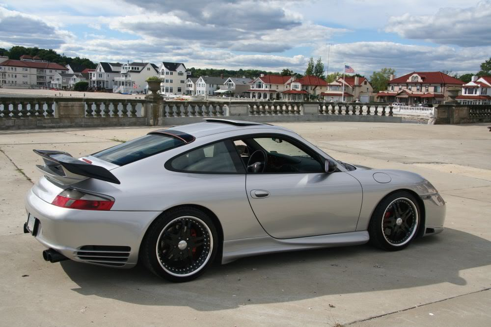 techart roof spoiler for 911 turbo gt2 996. Black Bedroom Furniture Sets. Home Design Ideas