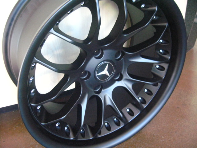 Mercedes wheels rim c230 c240 c280 c300 c320 c350 matte for Mercedes benz c240 rims