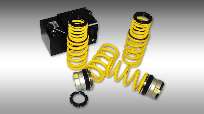 Hydraulic Lift Kits : Novitec ferrari california t hydraulic lift suspension kit