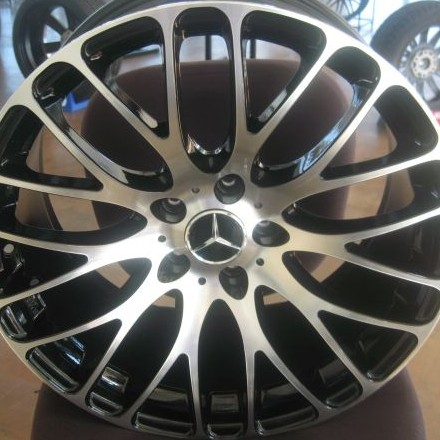 Mercedes wheels rim c230 c240 c280 c300 c320 c350 black for Mercedes benz c240 wheels
