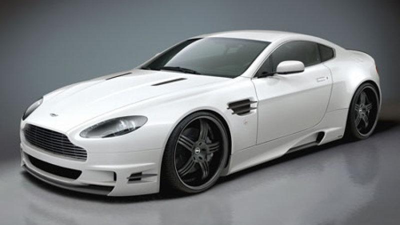 Premier4509 2005-present Aston Martin Vantage Carbon Front Fenders on white v12 vantage, aston v8, 2007 aston vantage, aston martin's fresh, v8 vantage, car model vantage, aston db, aston v12 vantage, aston one-77, aston vanquish volante, aston rapide s,