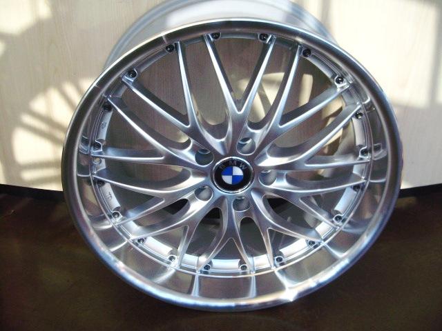 Bmw Wheels Rim E60 E63 E64 645ci 650i M5 M6 Hyper Silver 19