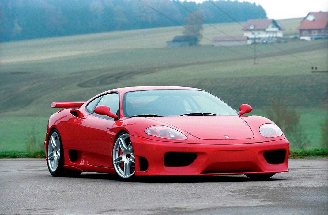 Ferrari 360 body kit