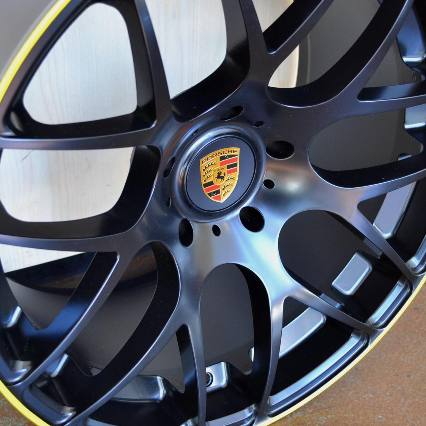 Porsche Boxster 986 Black: PORSCHE WHEELS/RIM 986 987 BOXSTER S SPYDER 987c CAYMAN R