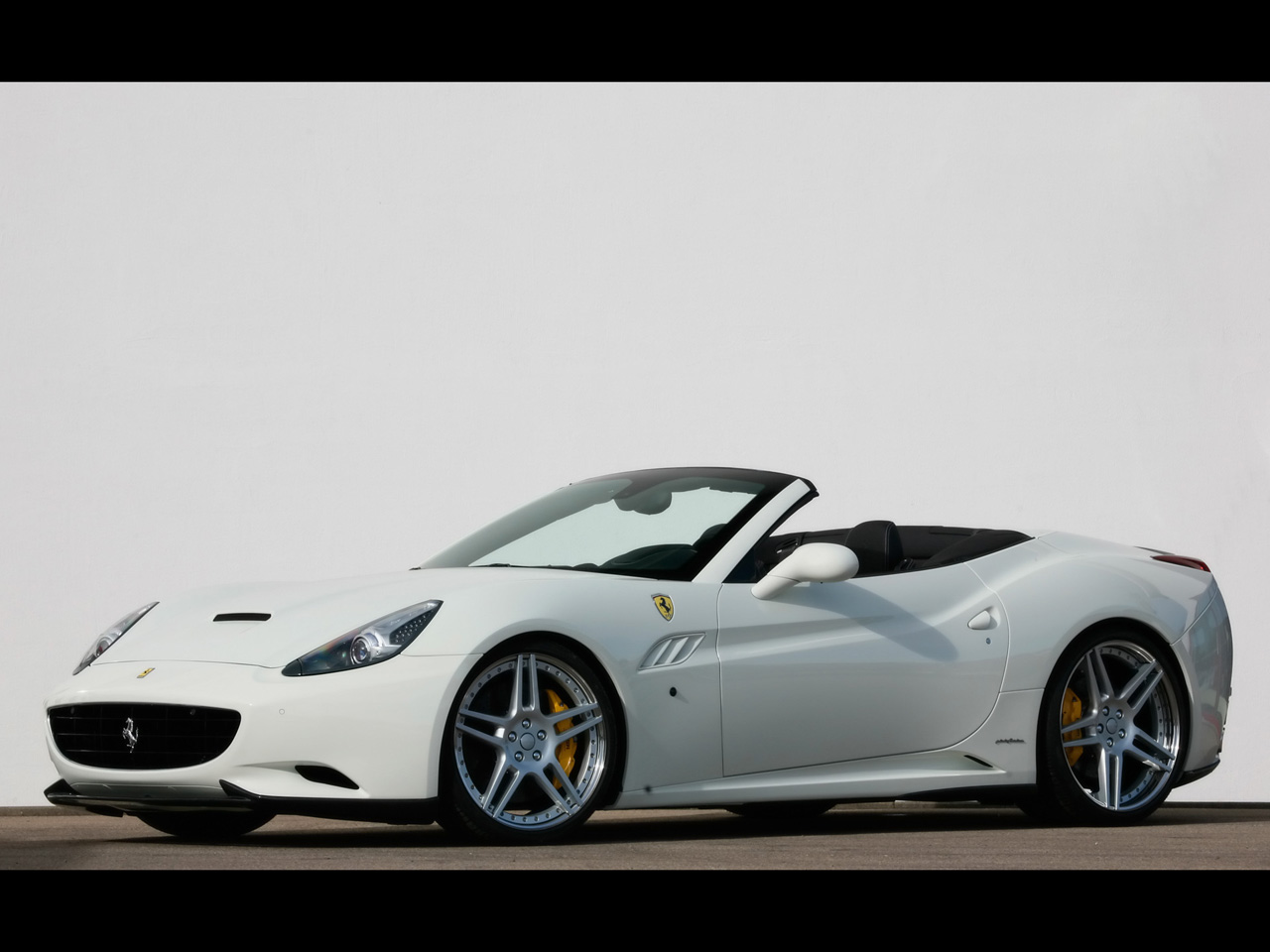 Novitec Rosso Front Spoiler For The Ferrari California