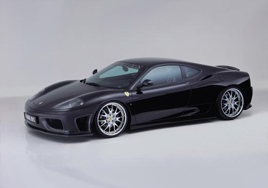 Fabulous Ferrari 360 Carbon Full Body Kit