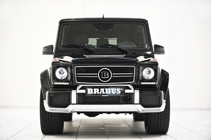 brabus mercedes benz g63 front spoiler with dark drl lightsbrabus mercedes benz g63 front spoiler with dark drl lights