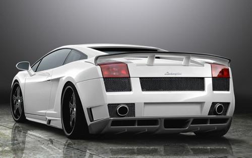 Premier 4509 Lamborghini Gallardo Cf Rear Wing For Body Kits