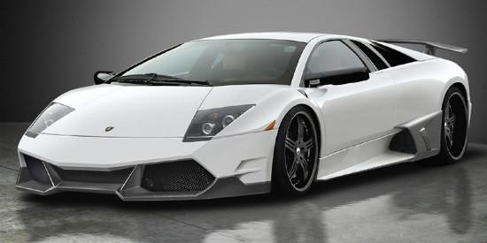 Premier 4509 Lamborghini Murcielago Lp640 Verii Front Bumper For